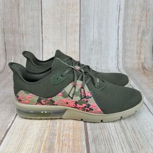 NEW!  Air Max Sequent 3 Digi Camo Size 13